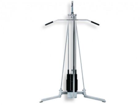 Pulley-apparaat verticaal 65 kg statiefmodel