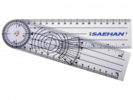 Hoekmeter Standaard lengte 20 cm