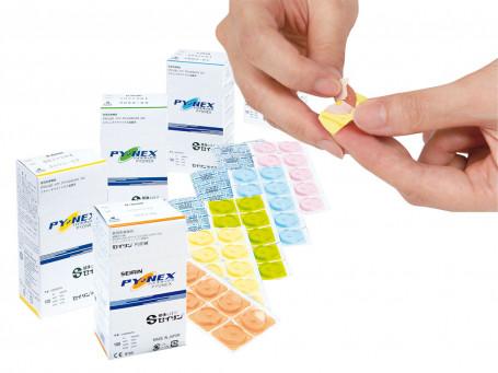 Akupunctuurnaalden SEIRIN® 0,20 x 0,60 mm, geel