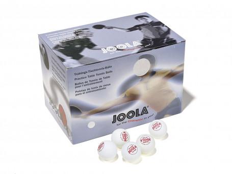 Tafeltennisballen Joola® TRAINING wit, doos 120 stuks
