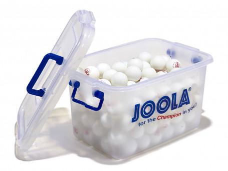 Tafeltennisballen Joola® TRAINING wit, emmer 144 stuks