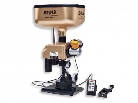 Tafeltennisrobot Joola® SHORTY incl. vangnet