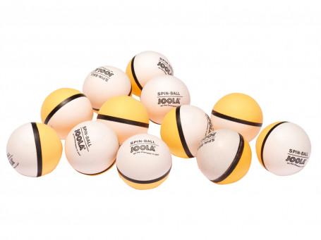 Tafeltennisballen Joola® Spin verpakking van 12 stuks