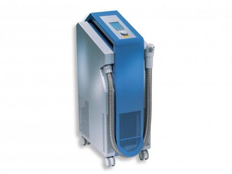 Cryoflow 1000 IR koudelucht-therapietoestel