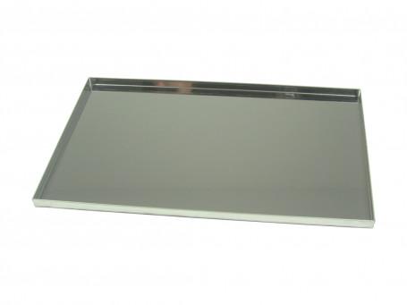 Fangoplaat 60x40 cm voor warmhoudtkast edelstaal