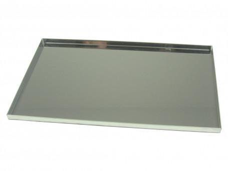 Fangoplaat 70x50 cm voor warmhoudtkast edelstaal