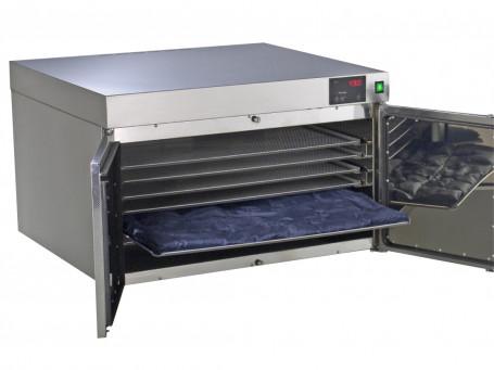 Aluminium plaat, 70x50 cm voor warmtekast S