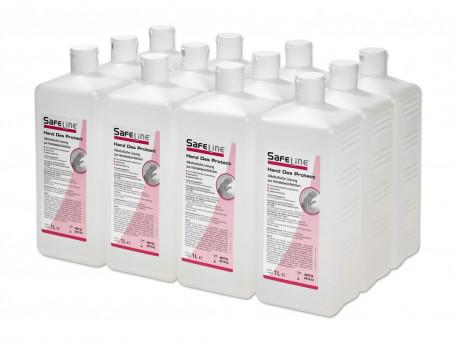 Handendesinfectie Hand Of Protect 12 x 1 liter