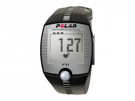 Polar® FT1 transparant/zwart