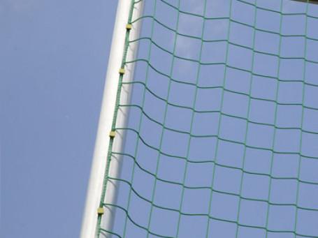 Paal voor ballenvangnet 6,5 meter boven de grond