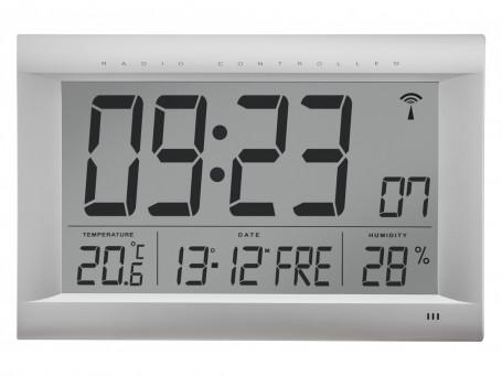 LCD-Jumbo atoomklok Advertime