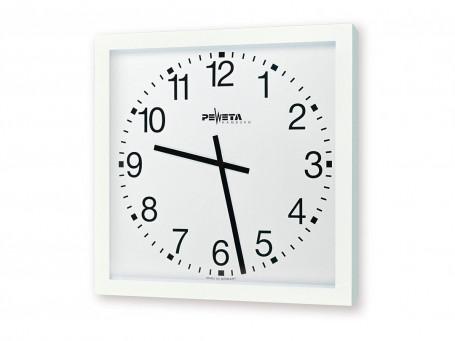 Wandklokken Peweta® Funk 40 x 40 cm