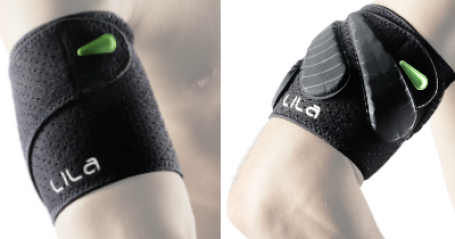LILA EXOGEN bovenarm sleeves