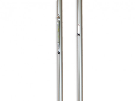 Multi-spelpalen aluminium