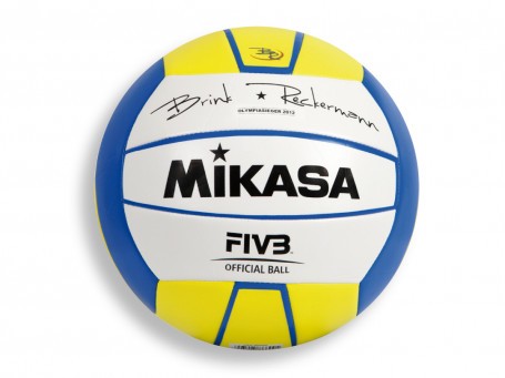 Beachvolleybal MIKASA Brink-Reckermann
