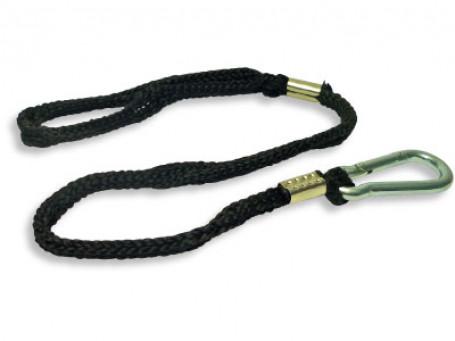 Isi-Link-voorspanlijn zwart