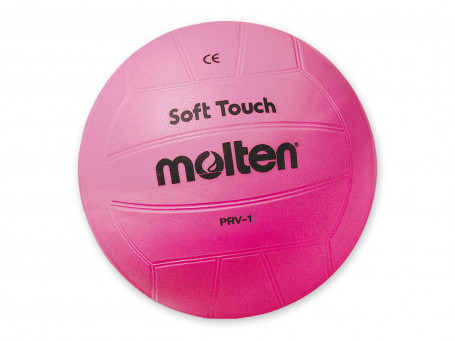 Volleybal Molten® SOFT TOUCH Ø 20,5 cm, 200 gram