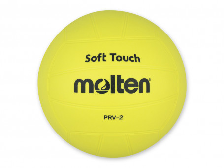 Volleybal Molten® SOFT TOUCH Ø 20,5 cm, 200 gram.