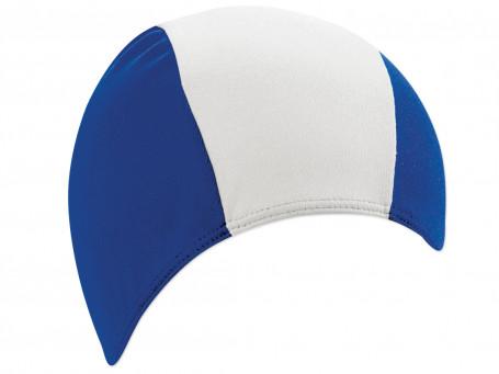 Badmutsen set van 10 stuks blauw/wit