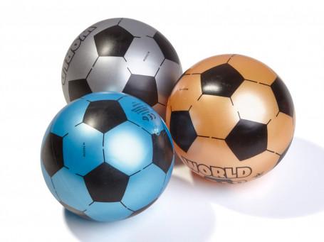 Speelbal plastic ca. 12 cm