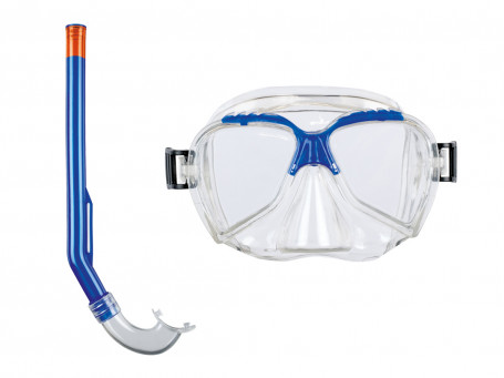 Duikbril/snorkelset Kids, 4-7 jaar