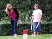 All-In Sport: De originele Wikinger-Kubb is een strategisch schaakspel met behendigheidselementen. Het symboliseert een veldslag, waarbij de tegenstand...