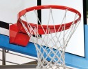 All-In Sport: Basketbalring DUNKING 12-punts-bevestiging excl. net