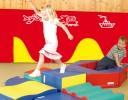 All-In Sport: Wand- of speelmattenset