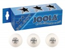 All-In Sport: Tafeltennisballen Joola® SELECT*** wit, koker met 3 stuks
