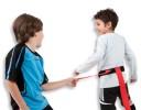 All-In Sport: Flag Football-set Kübler Sport® rood
