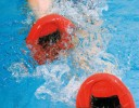 All-In Sport: Aqua Twin II PROFESSIONAL Beco® mt. M 36-41 rood